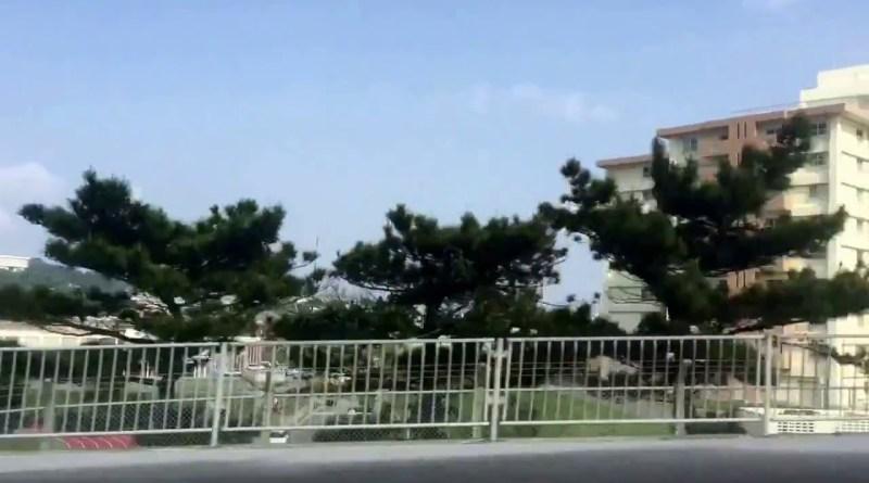 今日の沖縄の天気と風景♪