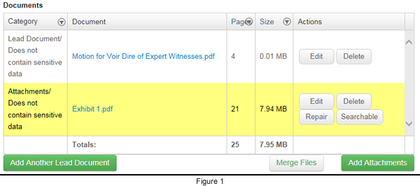 How to combine searchable and non-searchable PDF files? \u2013 Customer