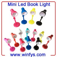 Led Mini Book Light With Clip Mini Led Book Light
