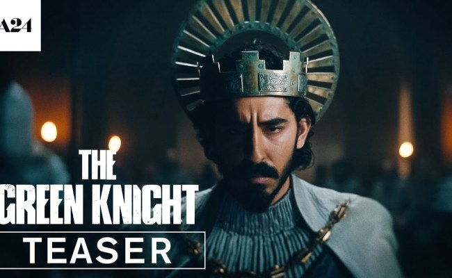 The Green Knight Official Teaser Trailer Tanqeed