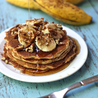 Quick & Easy Pancakes (vegan)