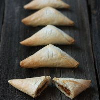 Pumpkin Spice Turnovers (vegan)
