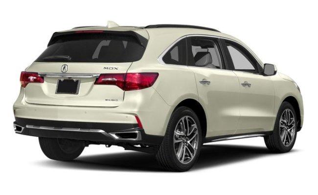2017-Acura-TLX-Base-Fathom-Blue-Pearl Bill Vince Acura Bridgewater