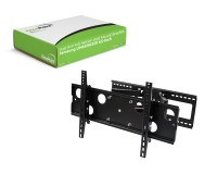 Dual Arm Full Motion Wall Mount Bracket for Samsung ...