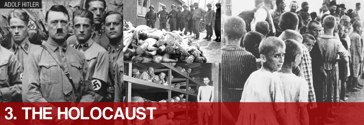 3. The Holocaust