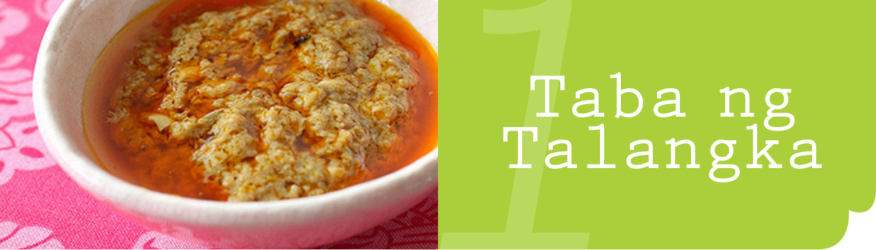 Taba-ng-Talangka-18 Signature Kapampangan Dishes that You Should (Really) Try
