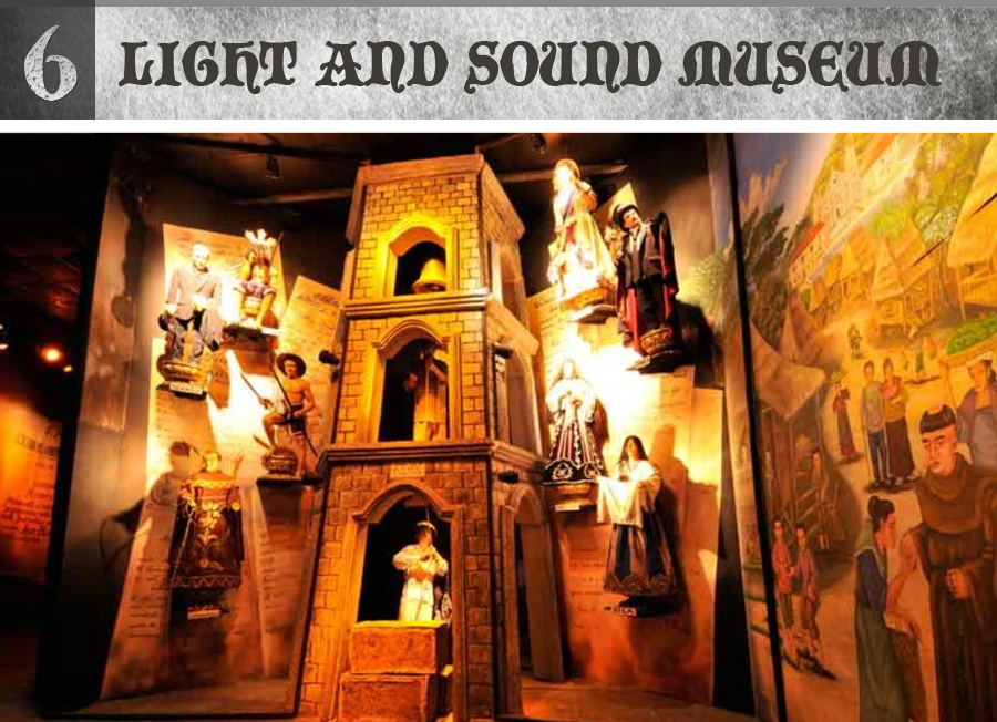 lights and sound museum essay The following is a glossary of lighting terms from ross lowell's book, matters of light & depth  (typically there are two or three) to combine picture and sound.