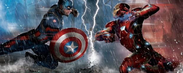 Captain America Civil WarB