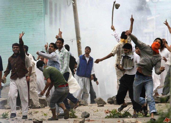 Immer wieder kommt es zu Protesten in Kaschmir. Foto: Kashmir Gloval, CC BY-SA 2