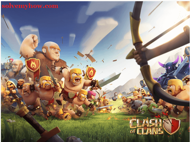 How to hack clash of clans