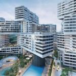 The Interlace, Singapur, por OMA/Buro Ole Scheeren. Edificio Mundial del Año 2015. Foto: OMA/Buro Ole Scheeren