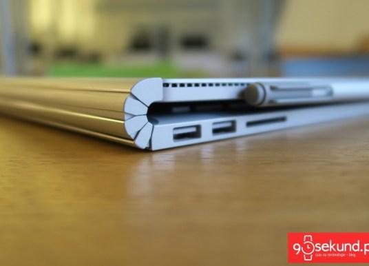 Test, recenzja, opinia – Microsoft Surface Book (2015) – komputer ludzi twórczych!