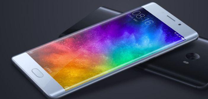 Xiaomi Mi Note 2 - fot. mat. pras.