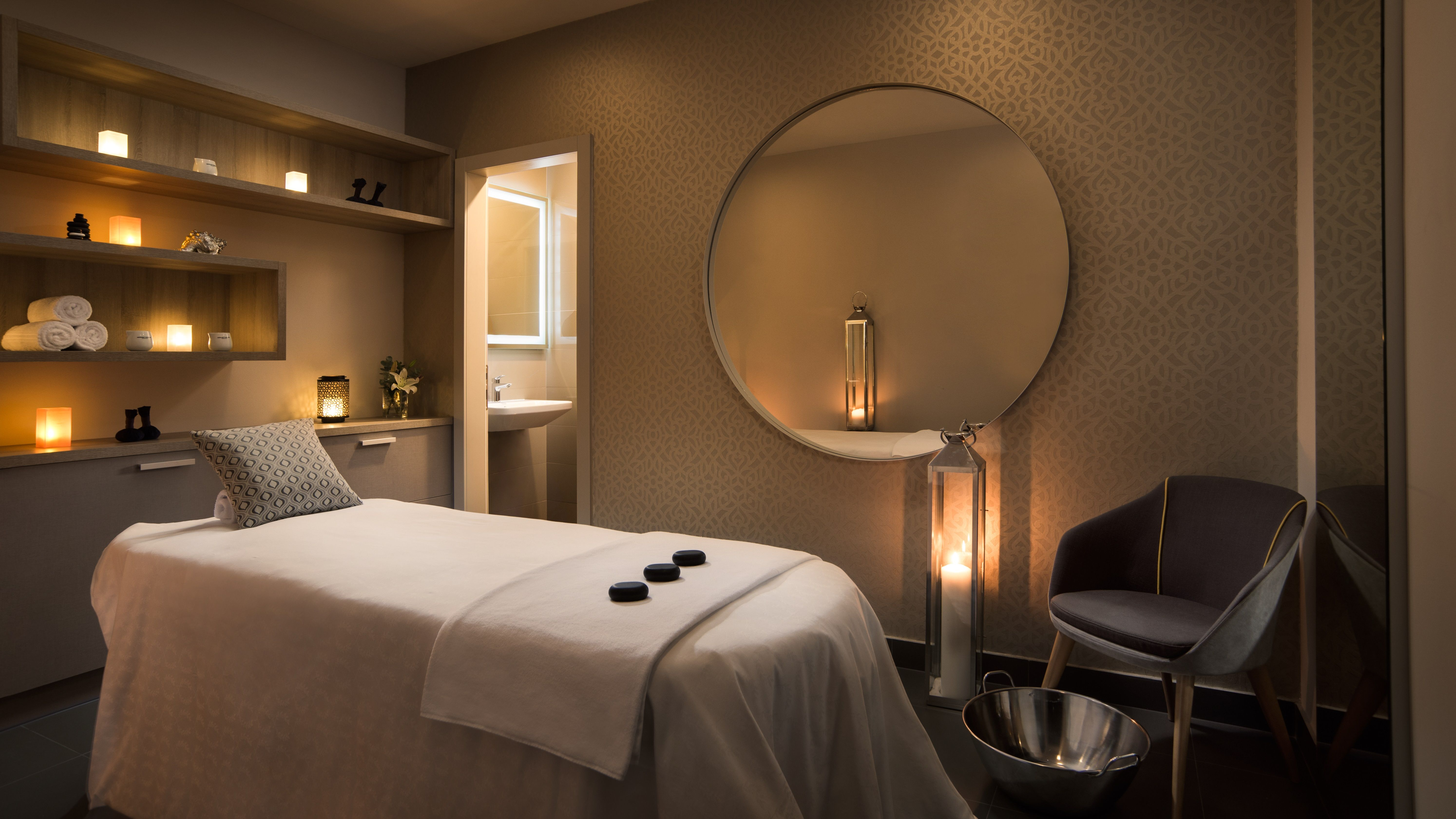 Hotel Rooms With Spa Wellness & Spa, Sheraton Dubrovnik Riviera Hotel
