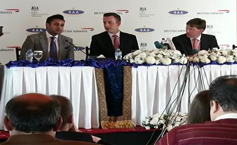British Airways announces resumption of flight operation in Pakistan