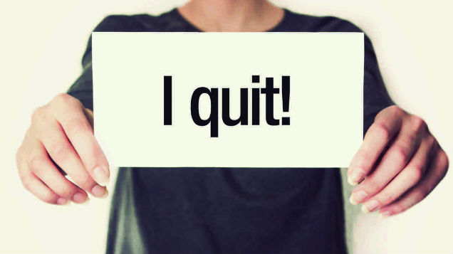 7 Signs You Need To Quit Your Job - Xpose Magazine from Xposé