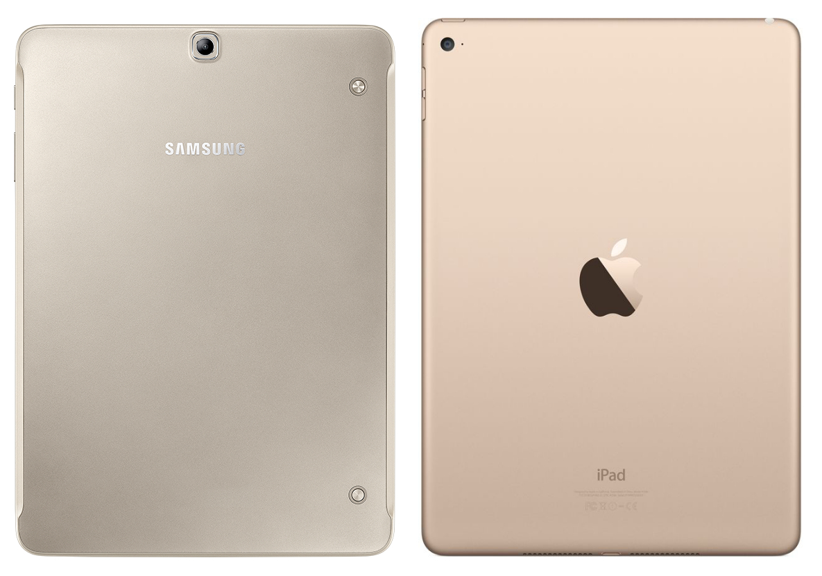 Galaxy Tab 9.7 Samsung Galaxy Tab S2 9 7 Vs Apple Ipad Air 2