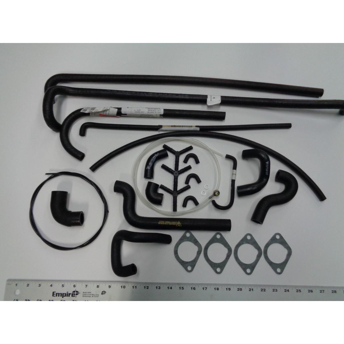 944 Turbo Vacuum Hose Kit 86
