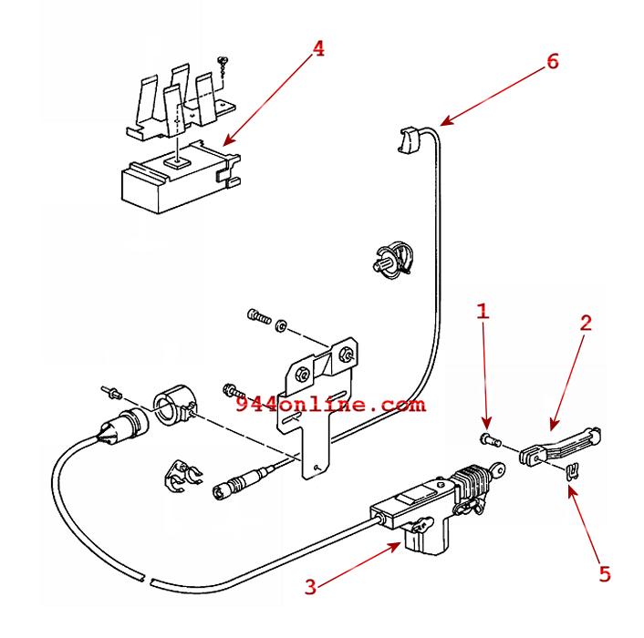 porsche 964 radio wiring