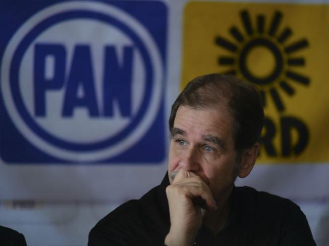 Desde Tabasco el dirigente nacional del PRD, Agustín Basave, defendió la alianza que sostiene con el PAN
