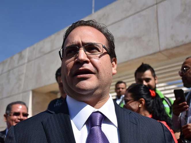 Este lunes 26 de septiembre se reúne la Comisión de Justicia Partidaria del PRI para analizar la situación del actual gobernador de Veracruz.