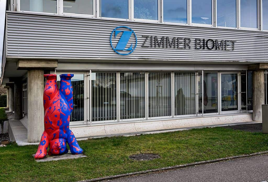 Zimmer Biomet Being Hurt Financially By Slow Puerto Rico - Zimmer Freiburg