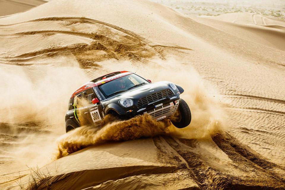 Monster Rally Car Wallpaper Mini Returns To Dakar With Eight Mini All4 Racers 95 Octane