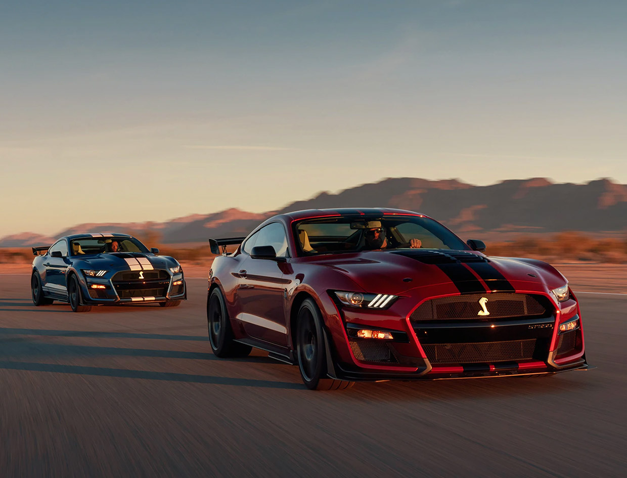 2020 ford mustang shelby gt500 revealed u2013 supercharged v