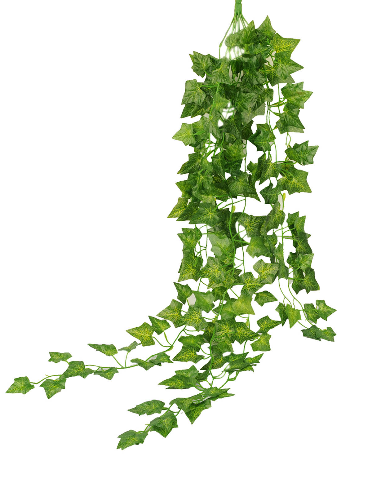 Wall Hanging Plants Artificial Garden Green Plant Hanging Vine Plant Leaves