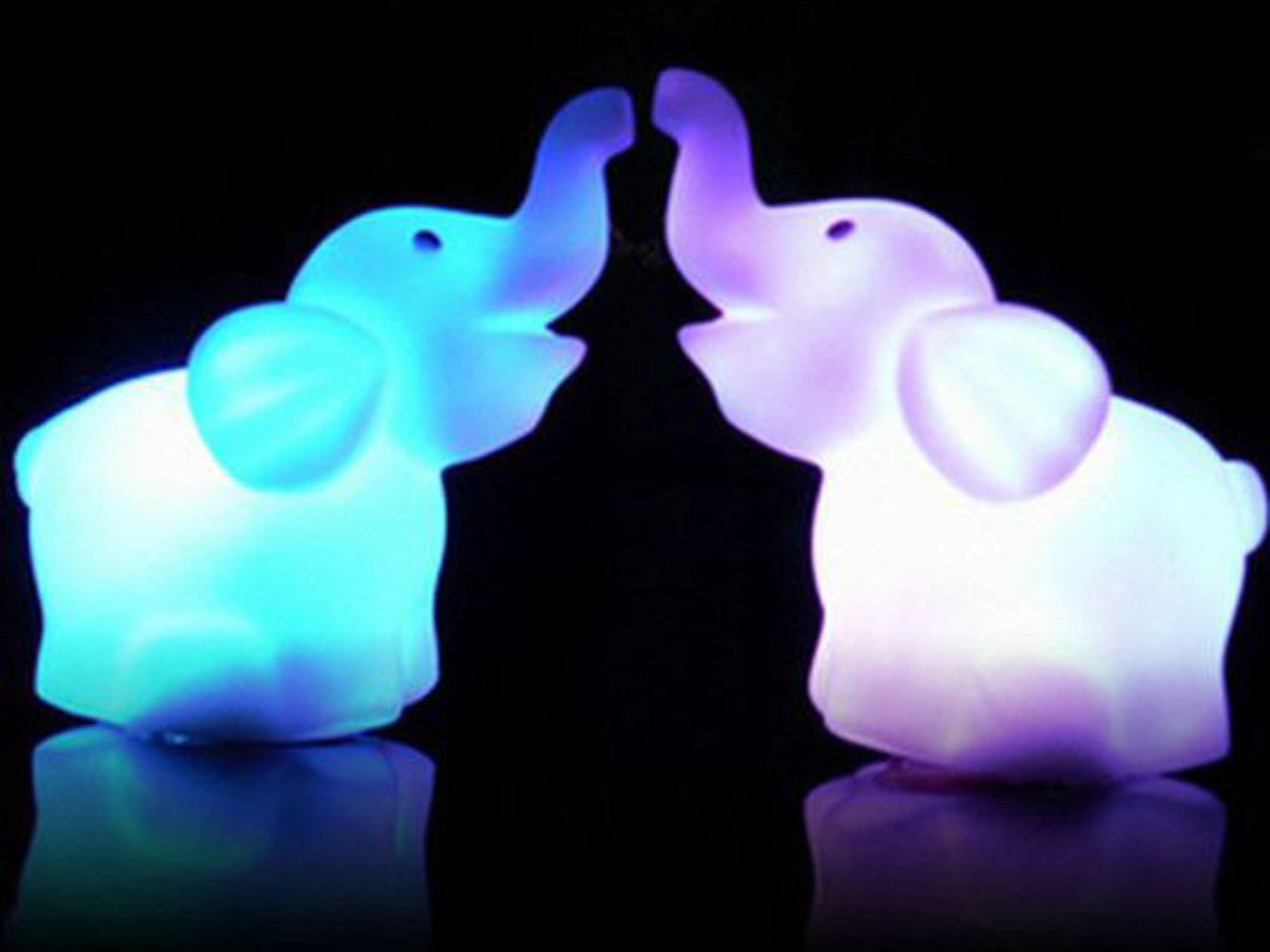 Led Night Lite Color Changing Lotus Flower Led Night Light Romantic Love