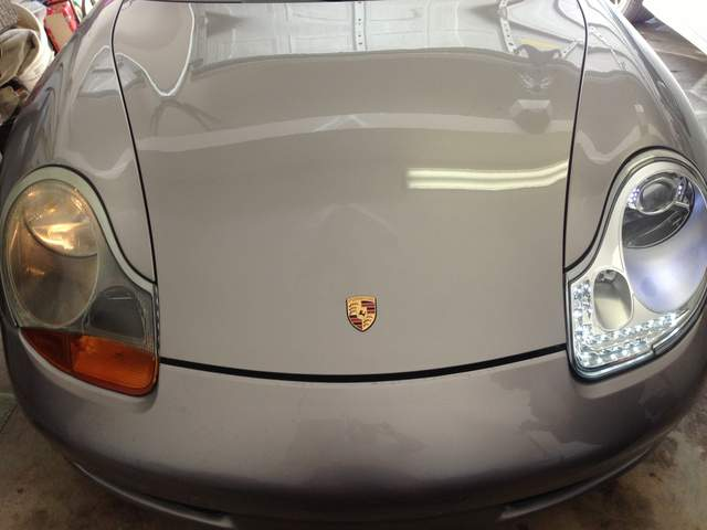 Bad Led Headlights Headlights For Sale - 986 Forum - For Porsche Boxster