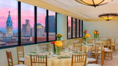Philadelphia Wedding Reception Venues | Sheraton ...