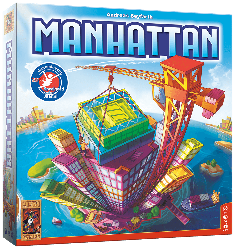 999 Games Manhattan