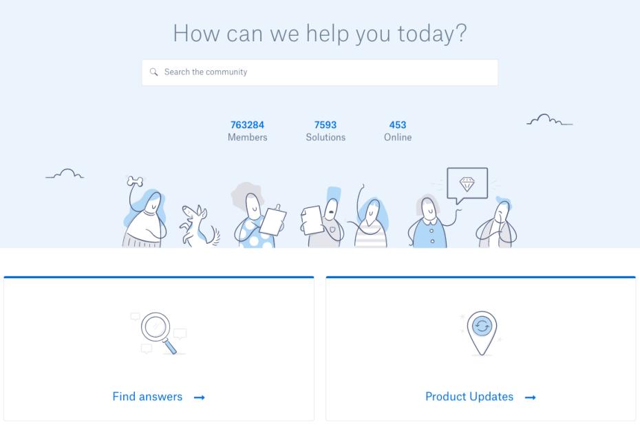 Improving customer support through graphic design - 99designs