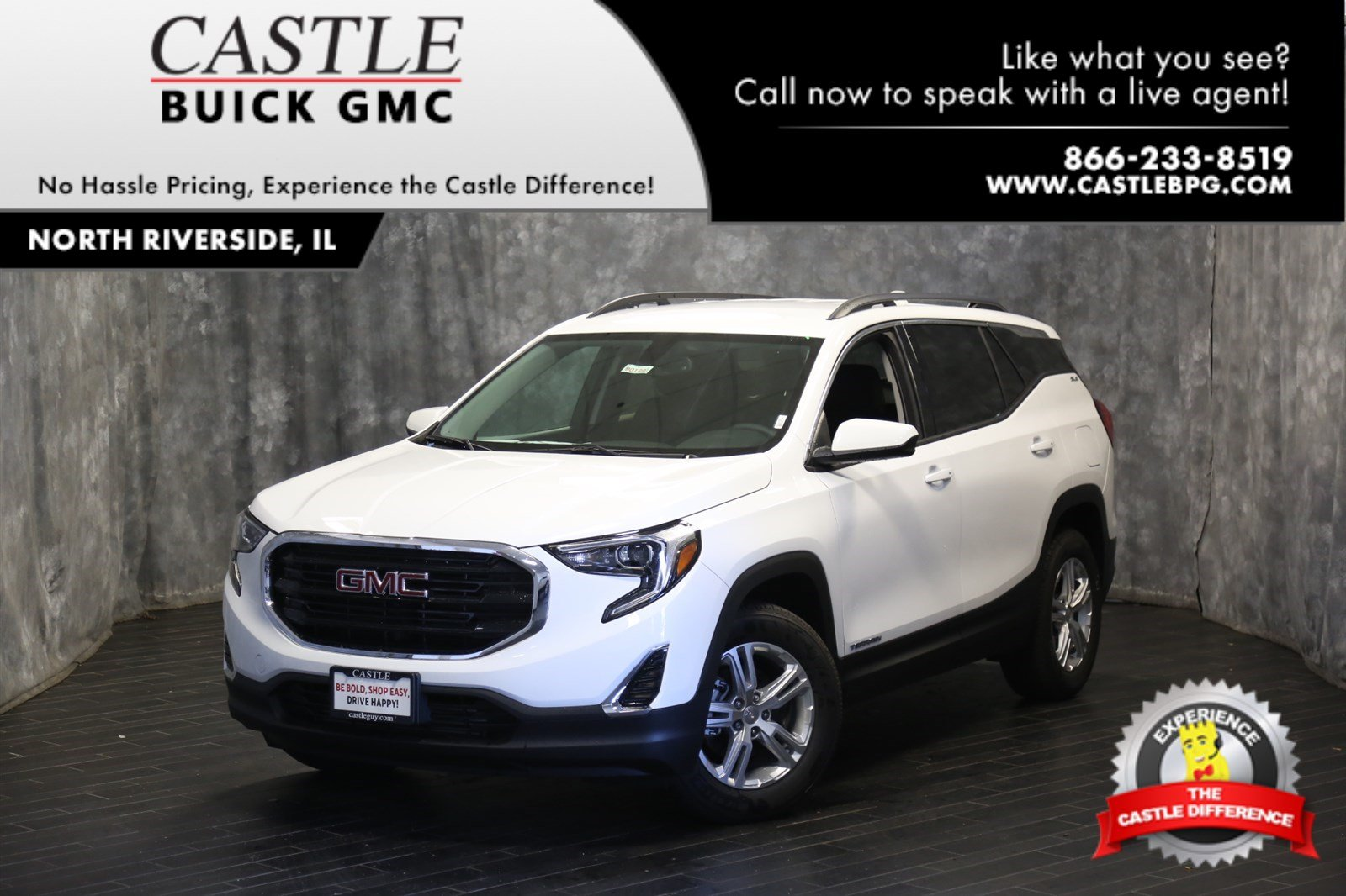 Be To Serien New 2019 Gmc Terrain Sle Fwd Sport Utility