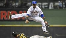 Mariners have a new SS in Jean Segura.