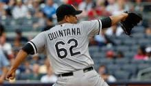 Quintana could be the next big name traded by the White Sox.
