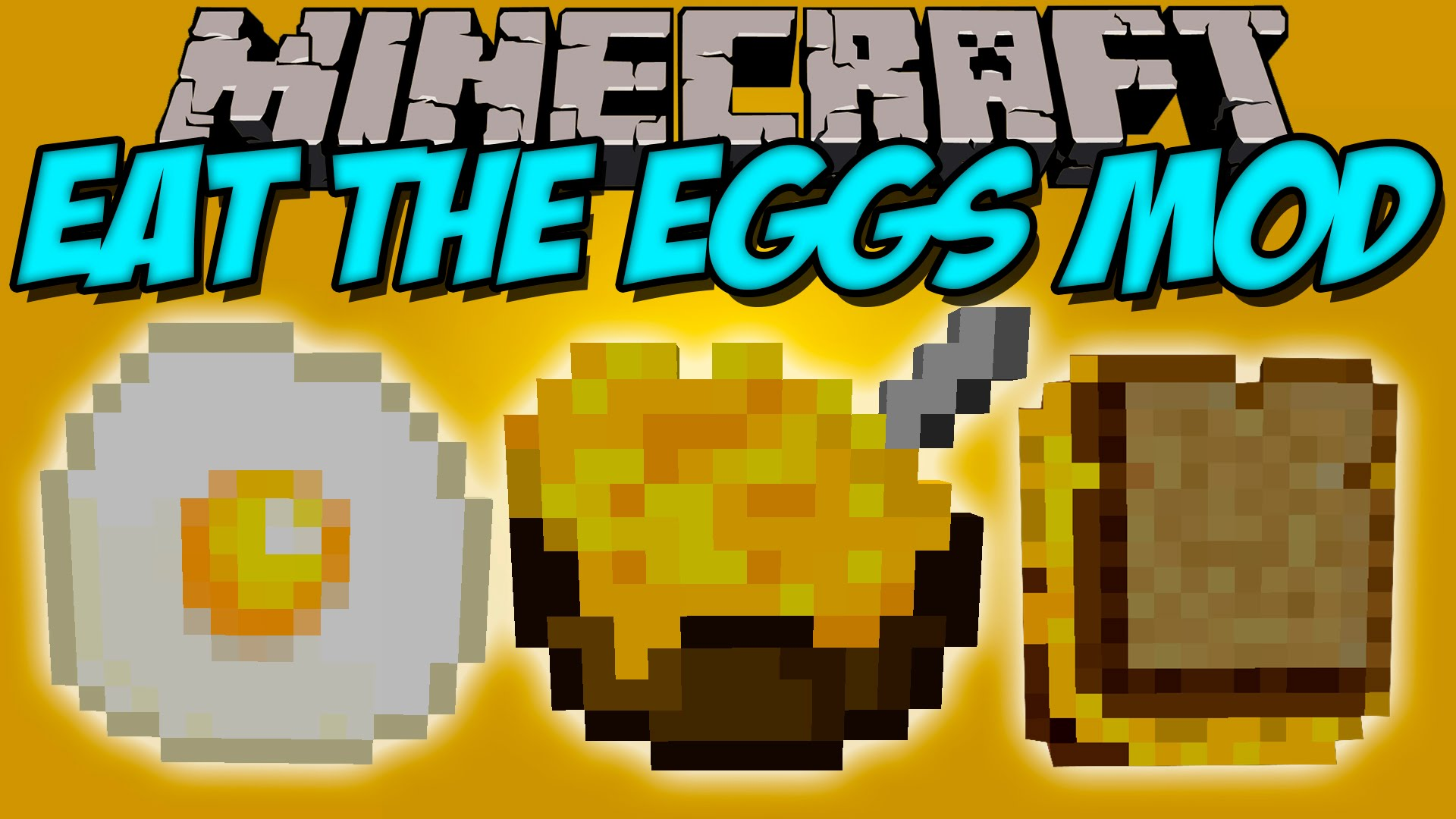 Minecraft Kitchen Mod 1.8 Eat The Eggs Mod 1 12 1 11 2 New Egg Recipes