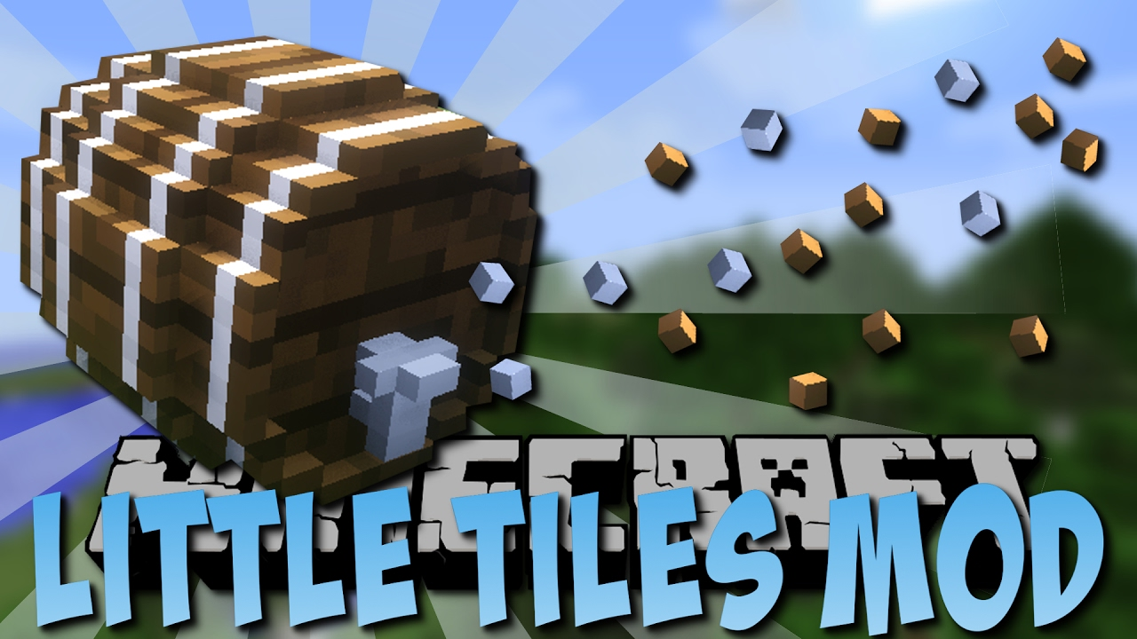 Minecraft Kitchen Mod 1.12.2 Littletiles Mod 1 12 2 1 11 2 Custom Mini Blocks 9minecraft Net