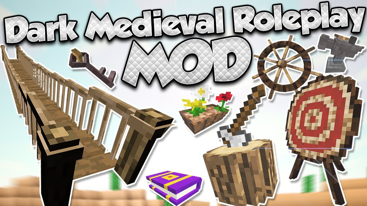 Minecraft Kitchen Mod 1.8 Dark Roleplay Medieval Mod 1 12 2 1 11 2 Medieval Mmorpg