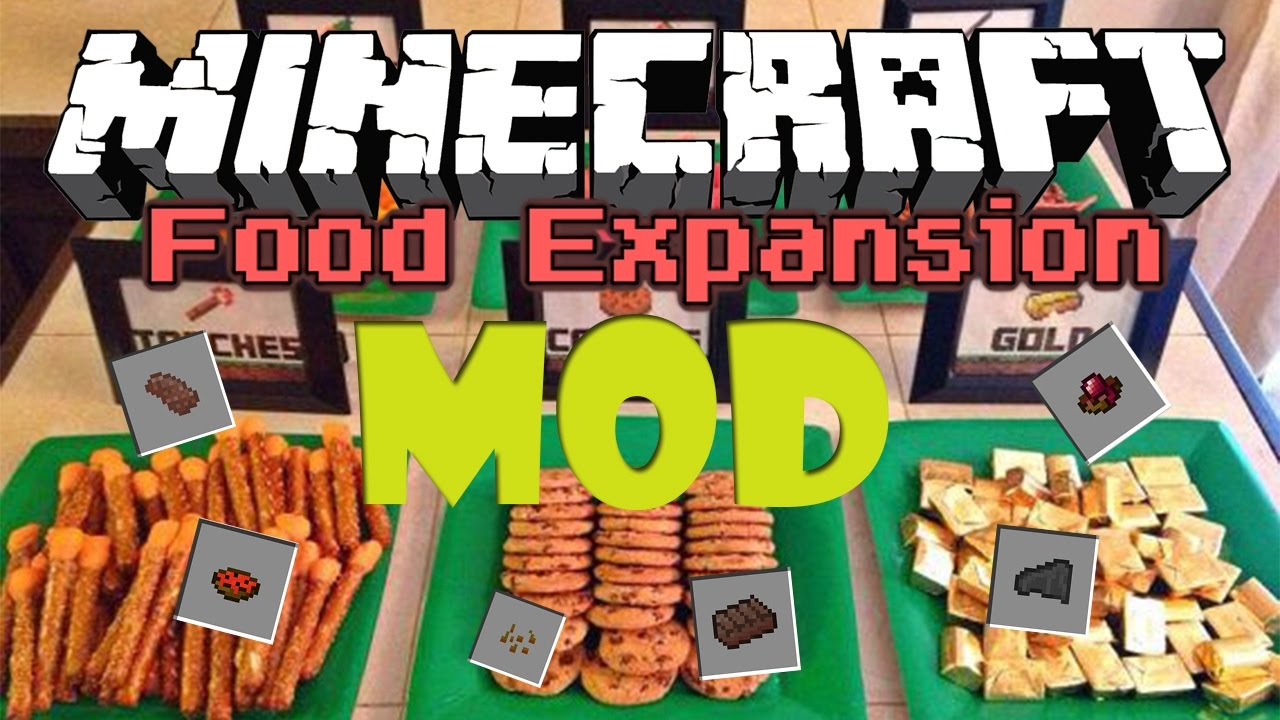Minecraft Kitchen Mod 1.12.2 Food Expansion Mod 1 12 2 1 11 2 Additional Food System