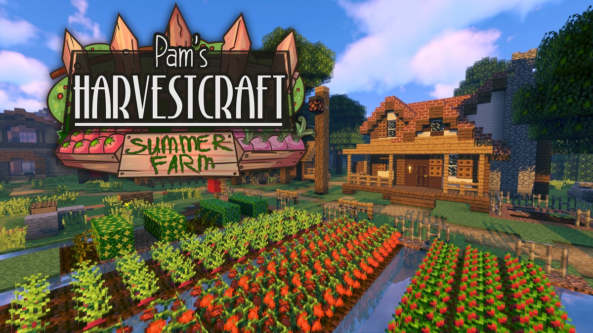 Minecraft Kitchen Mod 1.12.2 Harvestcraft Mod 1 12 2 1 11 2 More Foods Plants Crops