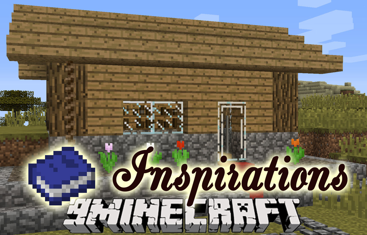 Minecraft Kitchen Mod 1.12.2 Inspirations Mod 1 12 2 Various Small Features For Minecraft
