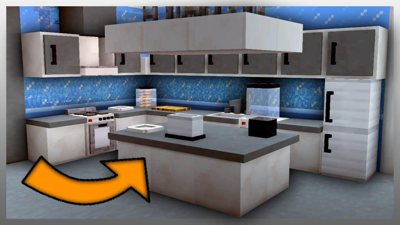 Minecraft Kitchen Mod 1.8 Mcdecorations Mod 1 12 2 It S Time To Decorate Your Building
