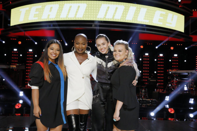 The Voice Season 13 Playoffs 3 POLLS and iTunes Rankings