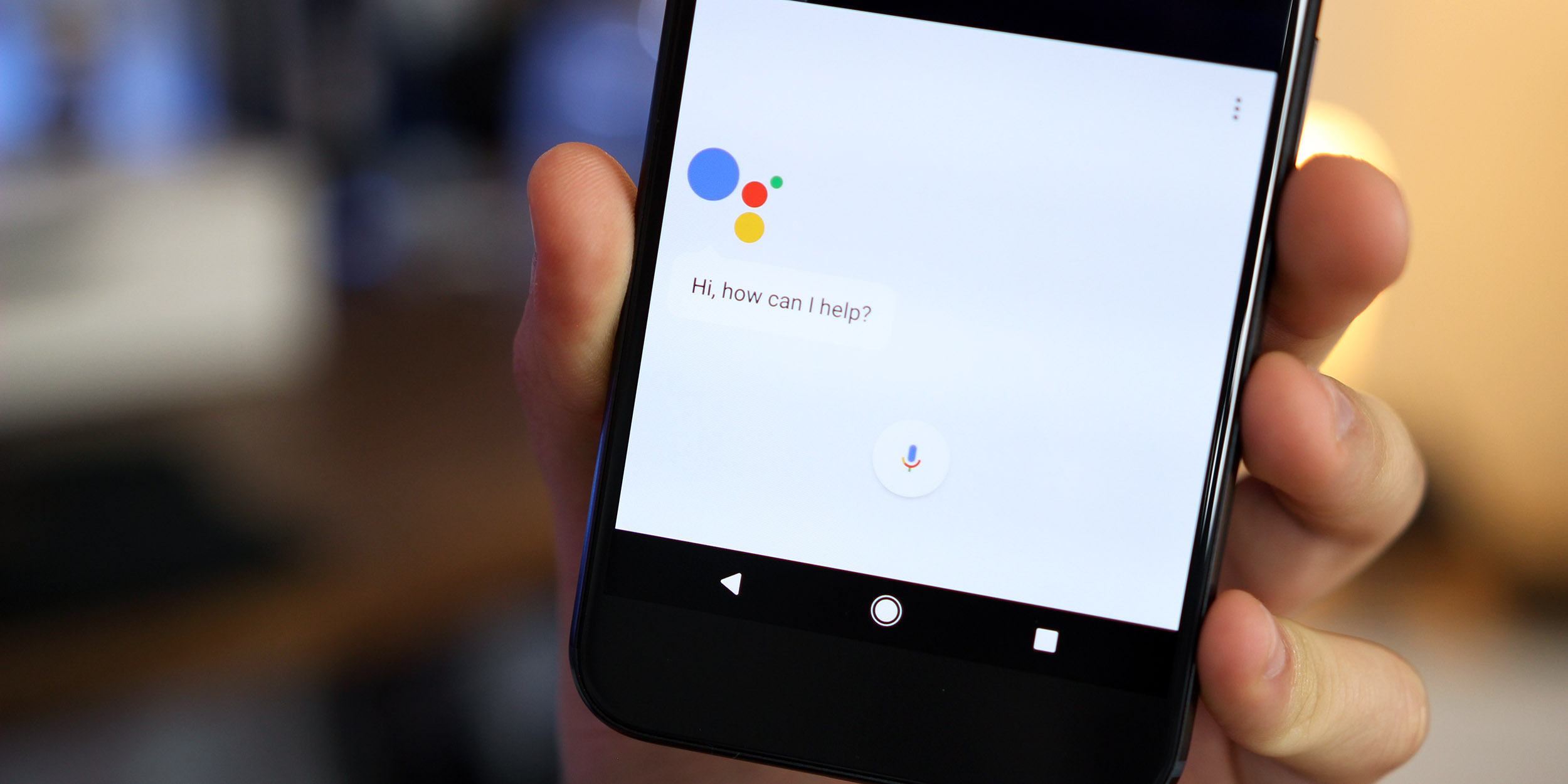 Einrichten Po Polsku How To Use Google Now On Tap Screen Search With Google Assistant