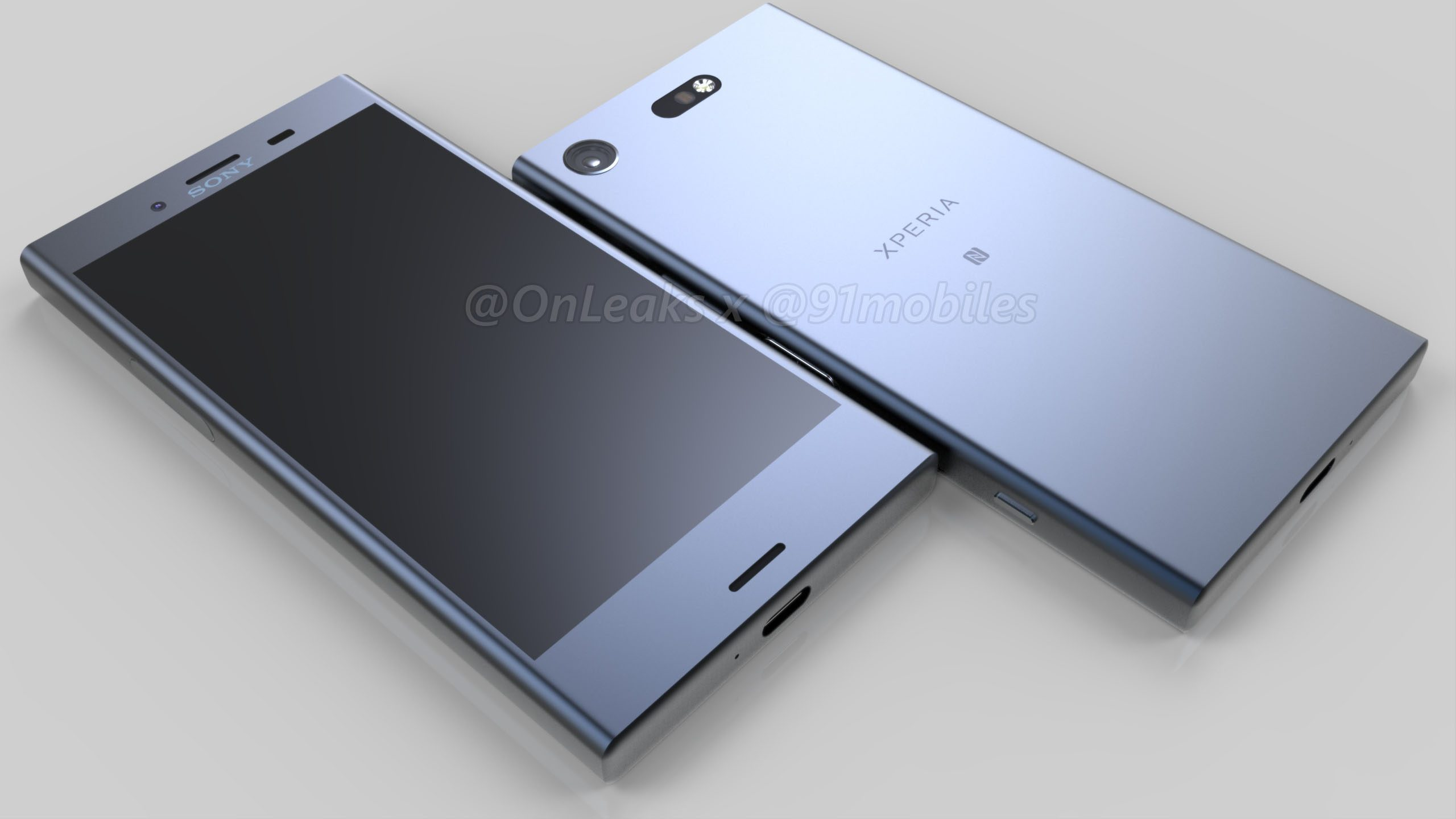Sony Xz1 Compact System Update Sony Xperia Xz1 Compact Device Renders And Specs Reveal A
