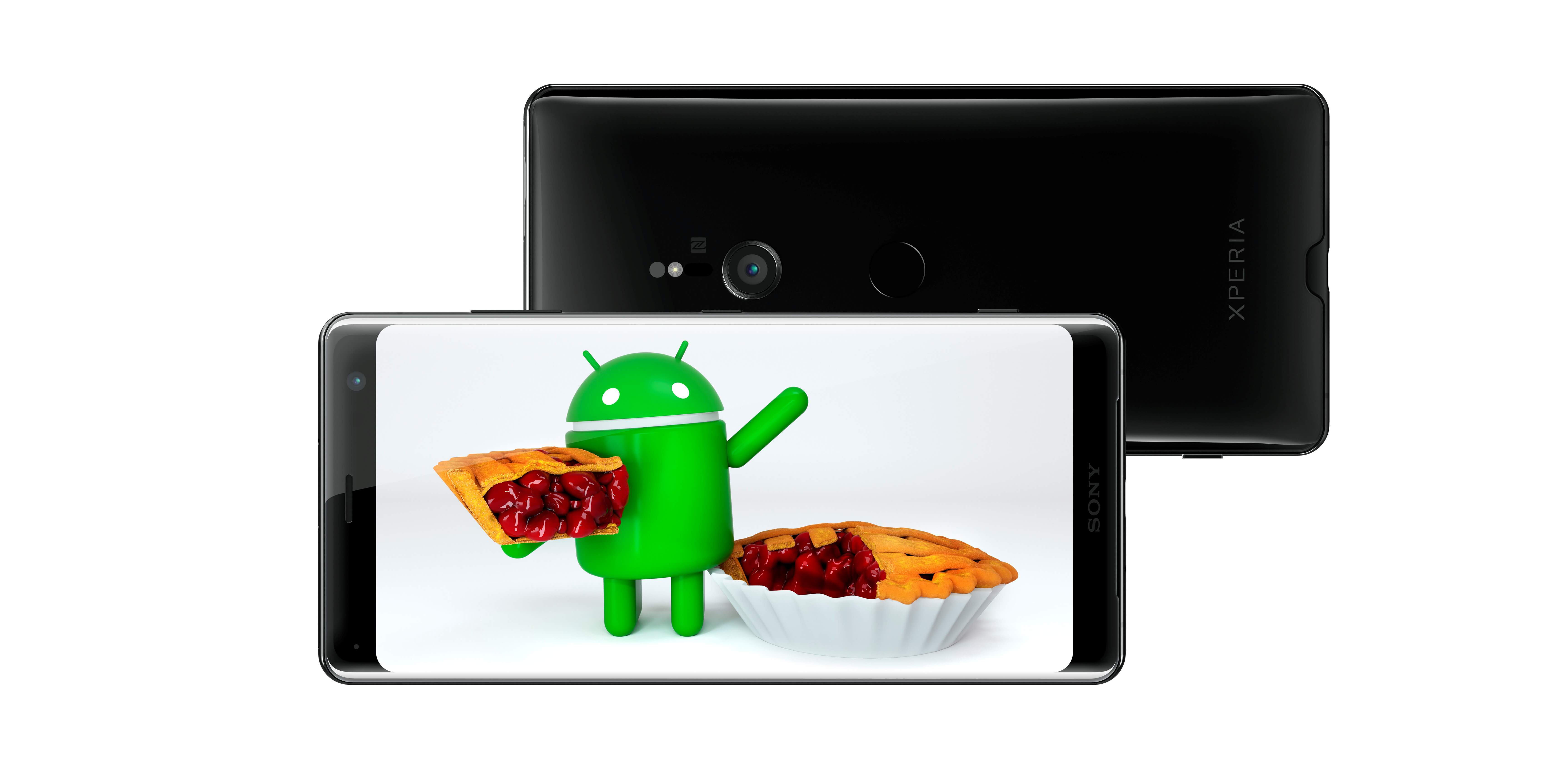 Sony Xz1 Compact System Update Sony Xperia Android Pie Upgrade Dates Revealed 9to5google