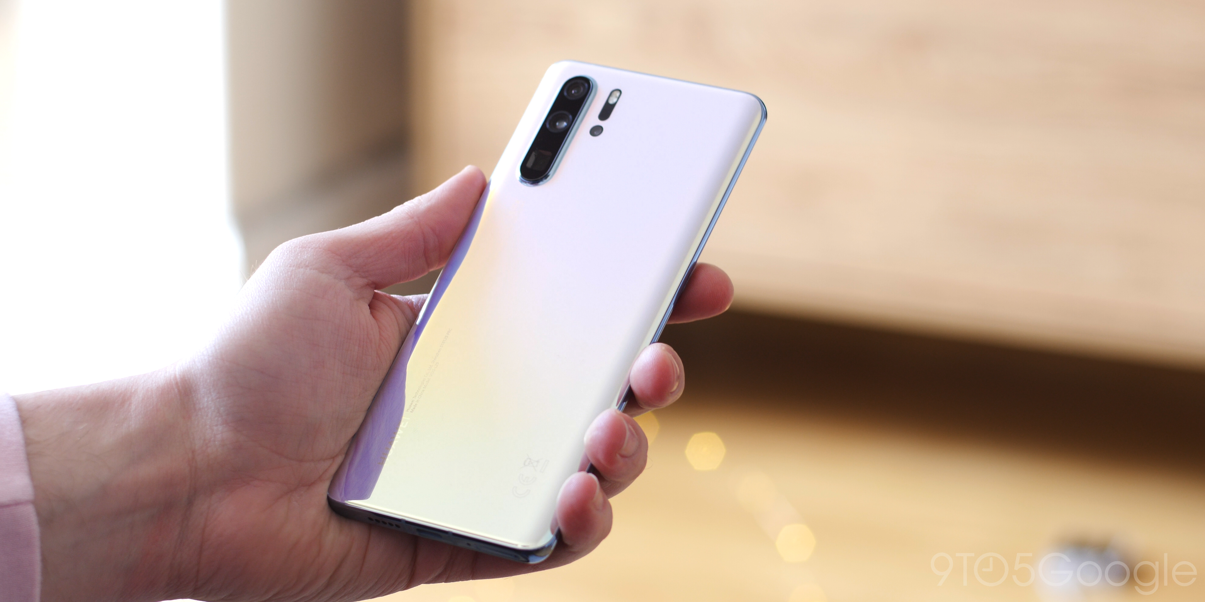 Huawei Smartphone Huawei P30 Pro Review Pushing Camera Boundaries Video 9to5google