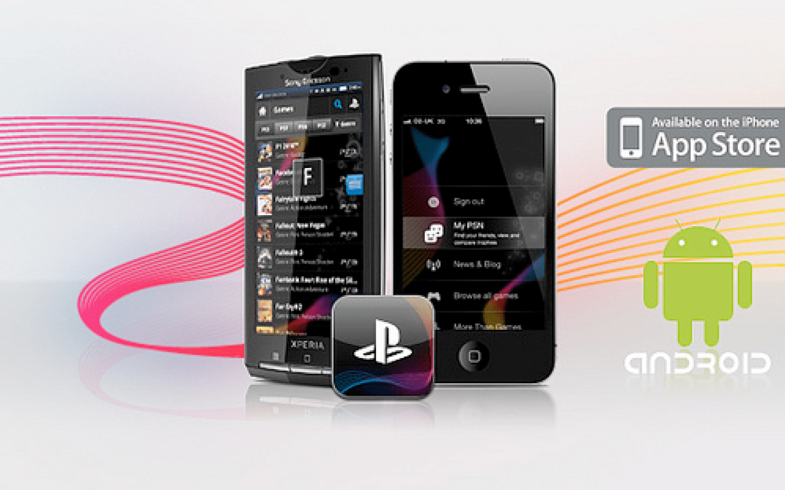 Playstation Contact Sony Announces Playstation App For Iphone And Ipod Touch